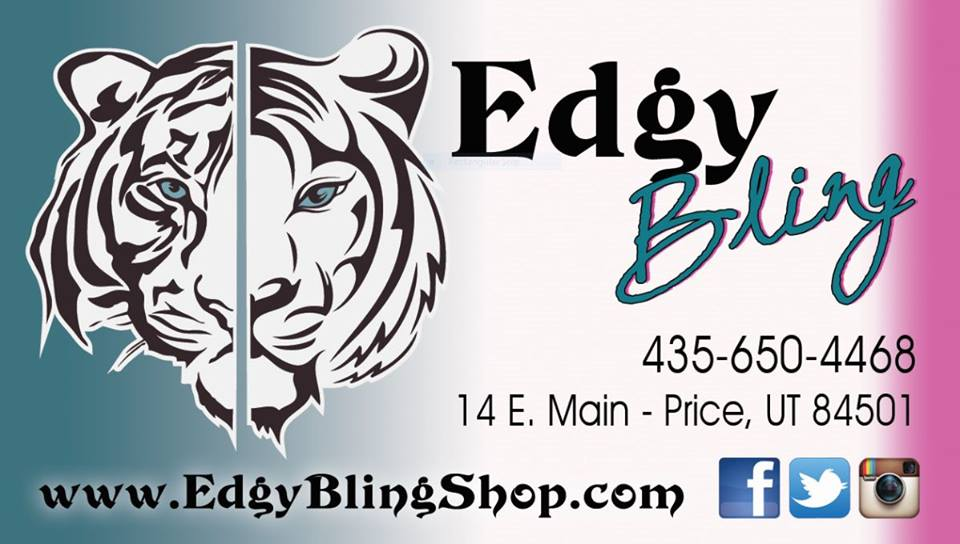 EDGY BLING - $25 CERTIFICATES