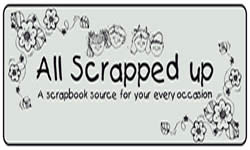 All Scrapped Up - $10 Certificate