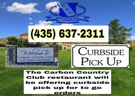 CARBON COUNTRY CLUB - $20 CERTIFICATE
